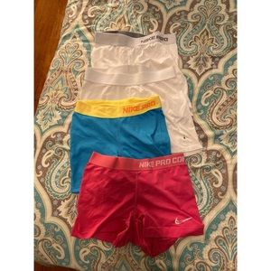 Nike tight bundle or $10 a piece